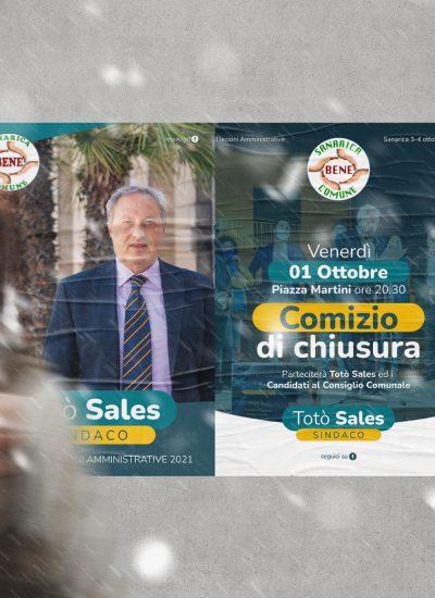 Campagna politica Sanarica
